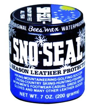 Atsko Sno Seal Beeswax 230 ml boxs 200 gram