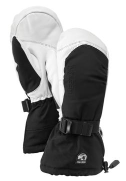 Hestra Army Leather Extrem Mitt Black 9