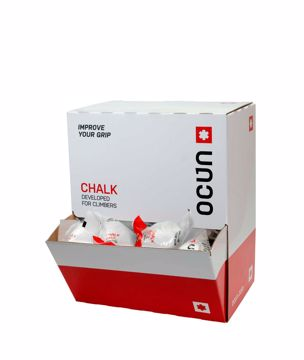 Ocun Chalk Ball 35g White