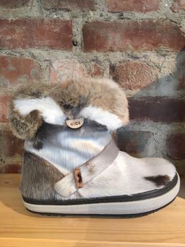 H:CE Shoes Polacchetto 1090 333 Col. Natur 39