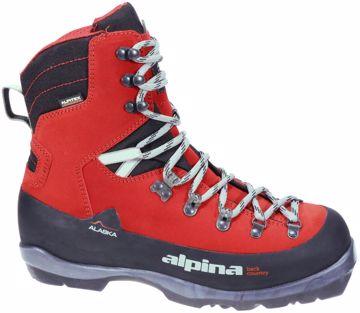 Alpina Fjellskistøvel BC Alaska Red 47