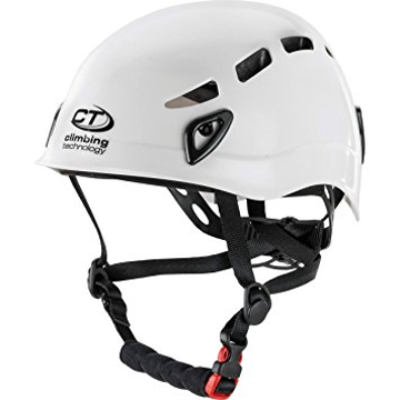 CT Climbing Eclipse Helmet White