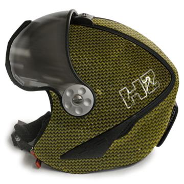 HMR Helmets H2 CF.02 Carbon  L