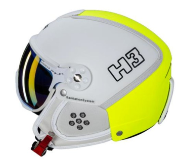 HMR Helmets H1 Col. 033  L