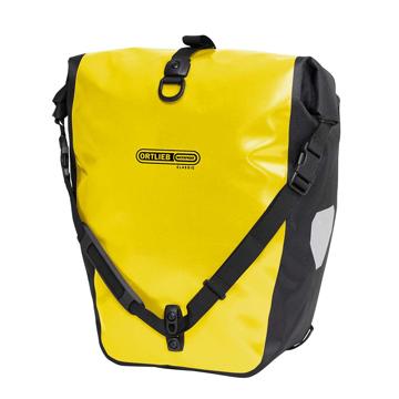 Ortlieb Back-Roller Classic Yellow Black 40
