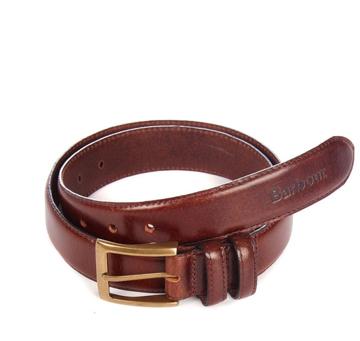Barbour Belt Gift Box Brown L