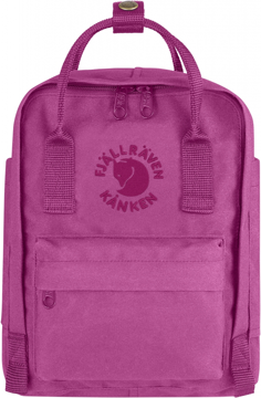 Fjällräven  Re-Kånken Mini Col. Pink Rose OneSize