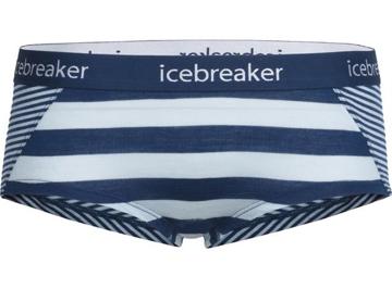 Icebreaker  Wmns Sprite Hot pants Col. Ice Blue S