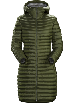 Arc'teryx Wms Nuri Coat Banyen L