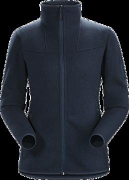 Arc'teryx Wms Covert Cardigan Black Sapphire M