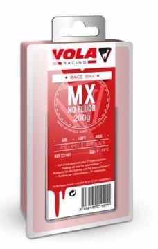 Vola 200g MX Wax -5°C > 0°C Red