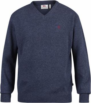 Fjällräven Mens Shepparton Sweater Col. Storm XL