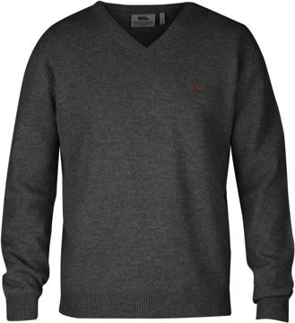 Fjällräven Mens Shepparton Sweater Col. Dark Grey L