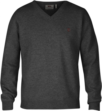 Fjällräven Mens Shepparton Sweater Col. Dark Grey