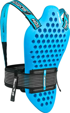 SlyTech Back Protector Noshock XT Col. Blue