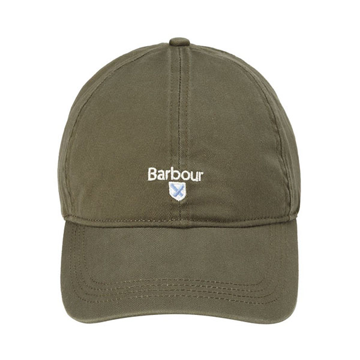 Barbour Cascade Sports Cap Olive OneSize