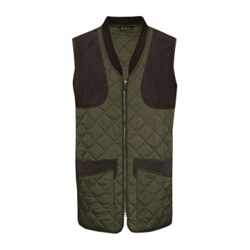Barbour Keeperwear Gilet Col. Dk. Olive XL