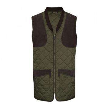 Barbour Keeperwear Gilet Col. Dk. Olive XXL