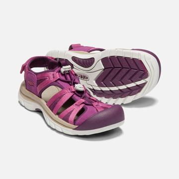 Keen Wms Venice II H2 Col. Grape Kiss / Red Violett 40