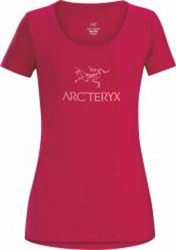 Arc'teryx Wms Arc'word SS T-Shirt Ixora S