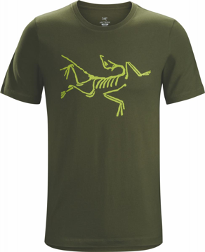 Arc'teryx Mens Archaeopteryx SS T-Shirt Gwaii S