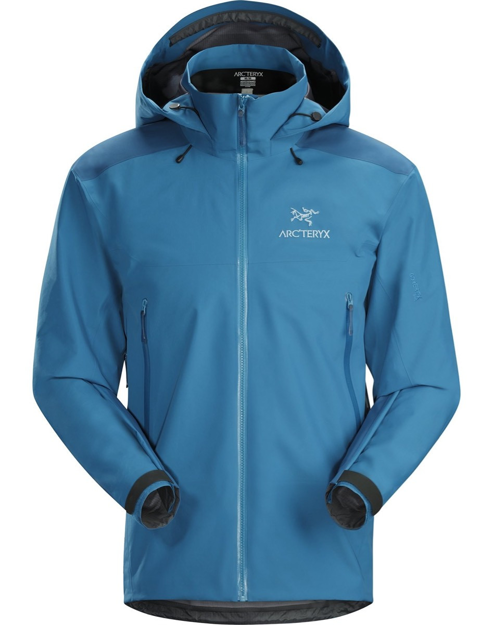 ArcTeryx Mens Beta AR Jacket Col. Deep Cove