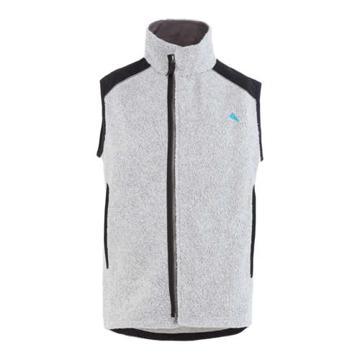 Klättermusen Mens Skoll Vest Light Grey XL