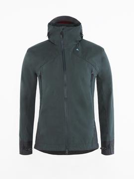 Klättermusen Wms Einride EtaProof Mountain Jacket Col. Spruce Green L