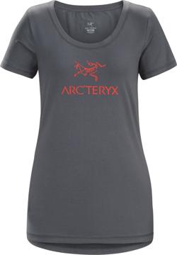 Arc'teryx Wms Arc'word SS T-Shirt Janus Rad XL