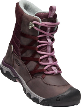 Keen Wms Hoodoo III Lace Up Peppercorn 38.5