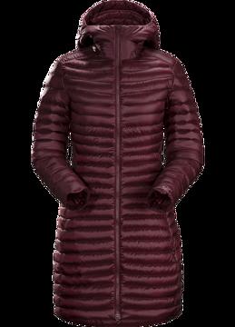 Arc'Teryx Wms Nuri Coat Crimson M