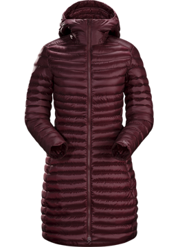 Arc'Teryx Wms Nuri Coat Crimson XL