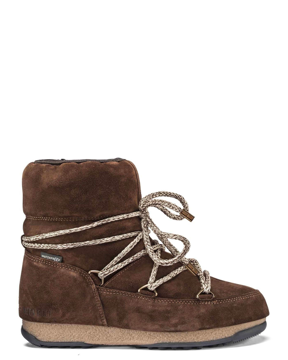 Moon Boot Low Suede WP Licorice 40