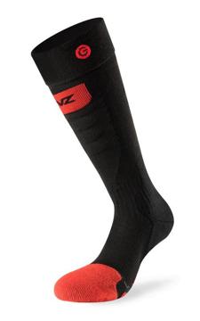 Lenz Heat Sock 5.0 Toe Cap +Lithium Pack 1200 35-38