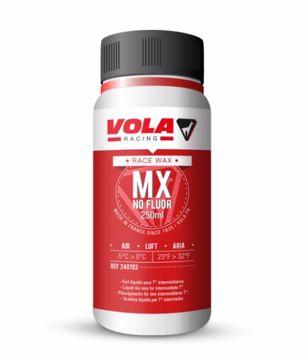 Vola 250 ml Liquid MX  -5°C > 0°C Red
