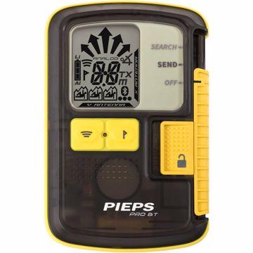 Pieps Pro BT Col. Black/Yellow OneSize