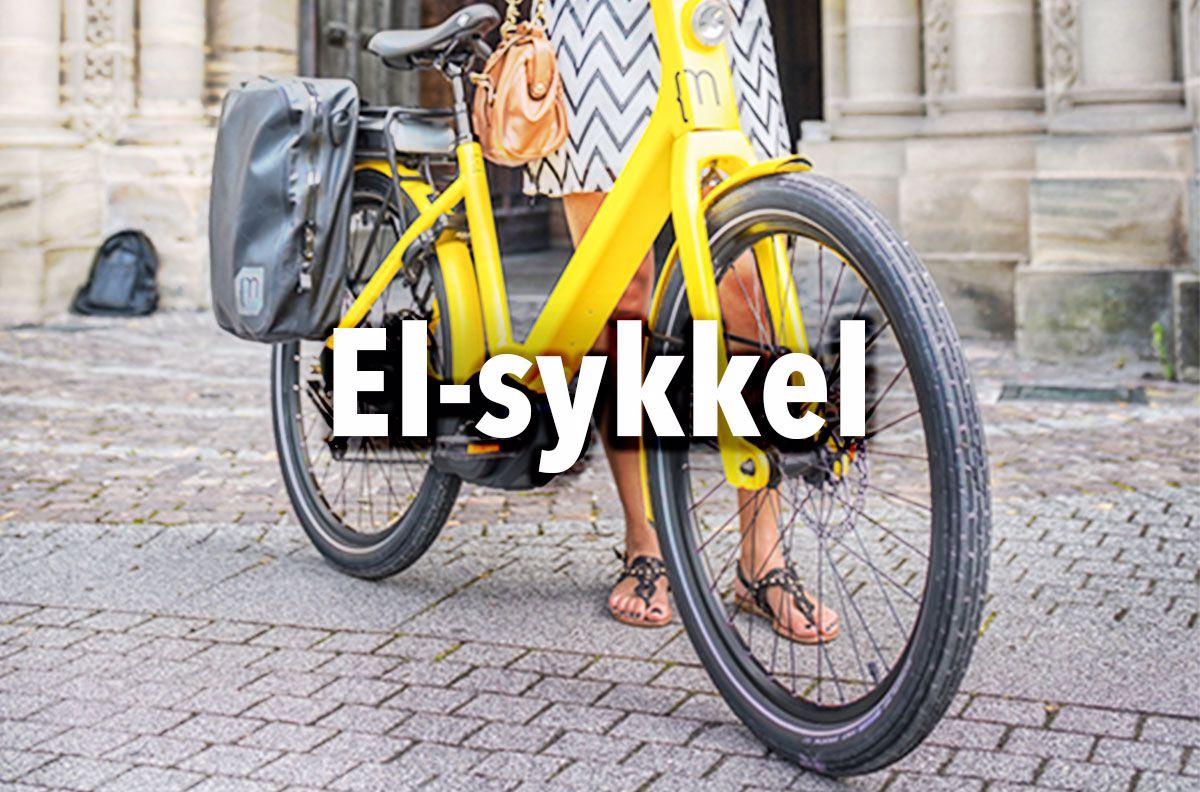 Bilde for kategori EL-SYKKEL