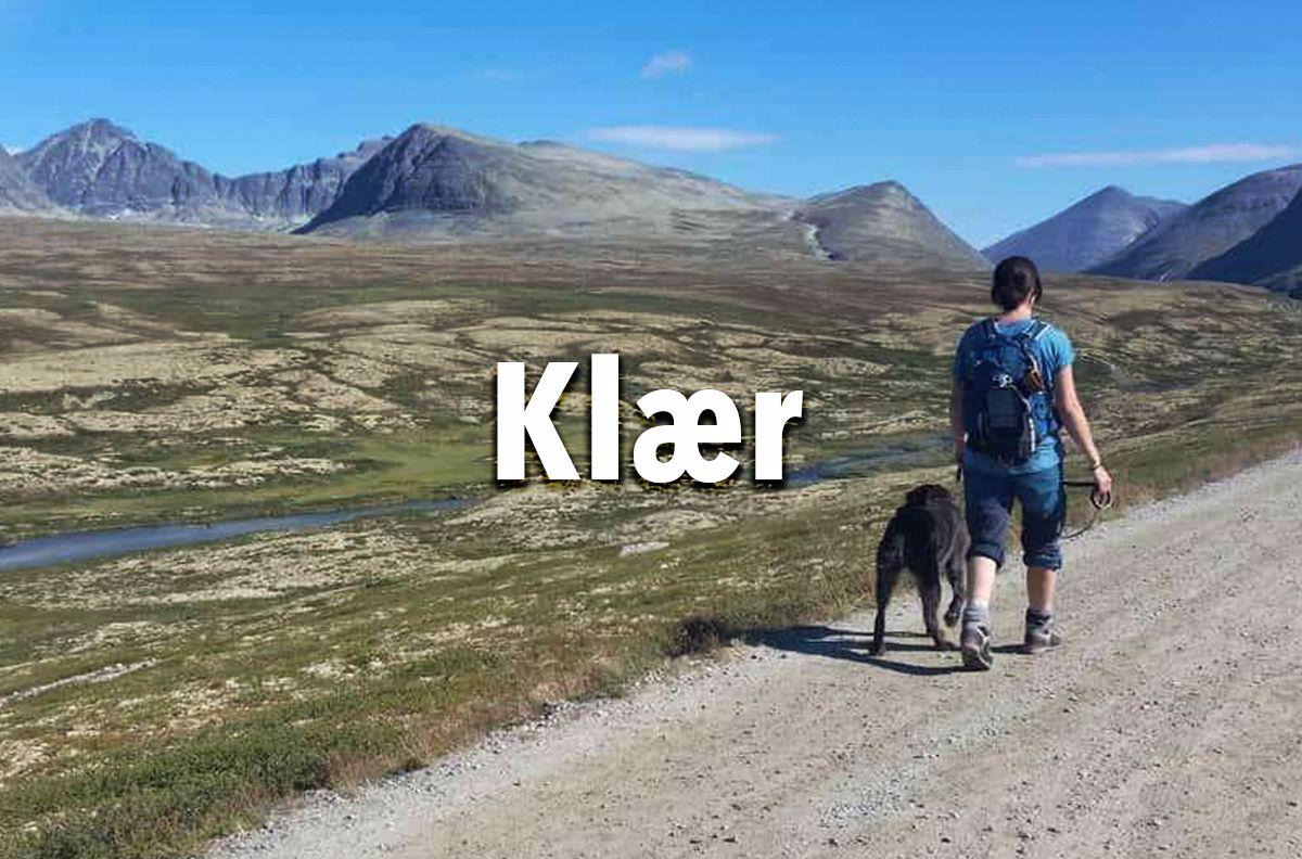 Bilde for kategori KLÆR