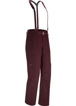 Arc'teryx Wms Shashka FL Pant Crimson 6-31