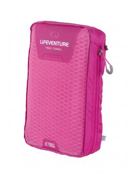 Lifeventure Turhåndkle XL SoftFibre Trek Towel  130 x 75 cm