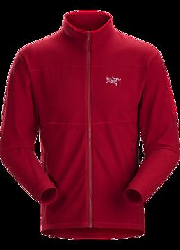 Arc'teryx Mens Delta LT Jacket Red Beach M
