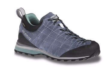 Dolomite Wms Diagonal GTX Dusty Blue/Agata Green 41,5