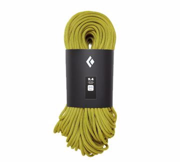 Black Diamond 9.4mm Rope 60m Col. Gold