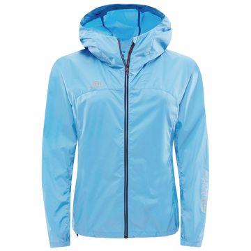 Elevenate Wms La Bise Jacket Aqua Blue S