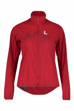 Maloja Wms EvaM. Superlight WB Jacket Red Poppy L
