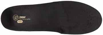 Sidas 3feet Slim High black XL 44-45