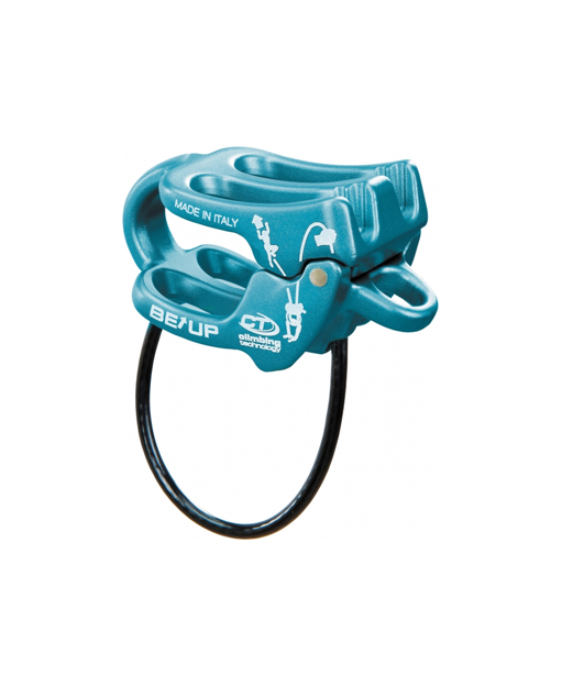 CT Climbing BE-UP Belay Device blue