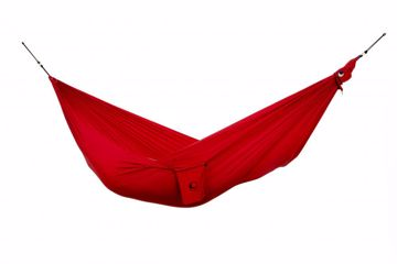 Ticket To The Moon Compact Hammock Burgundy 320 x 155 cm