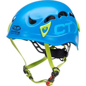 CT Climbing Galaxy Helmet Blue/Green