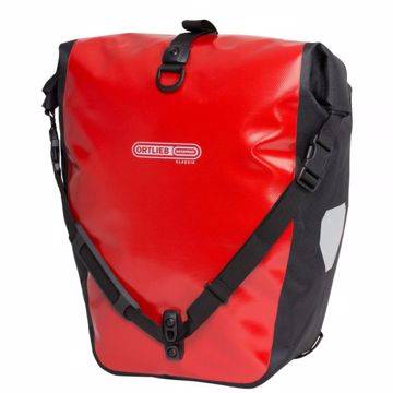 Ortlieb Back-Roller Classic Red Black 40L